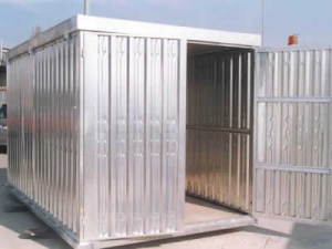 Container leggeri trasporto merci